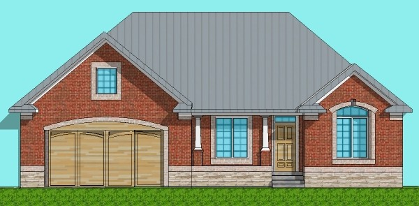 Brick House Drawing At Getdrawingscom Free For Personal