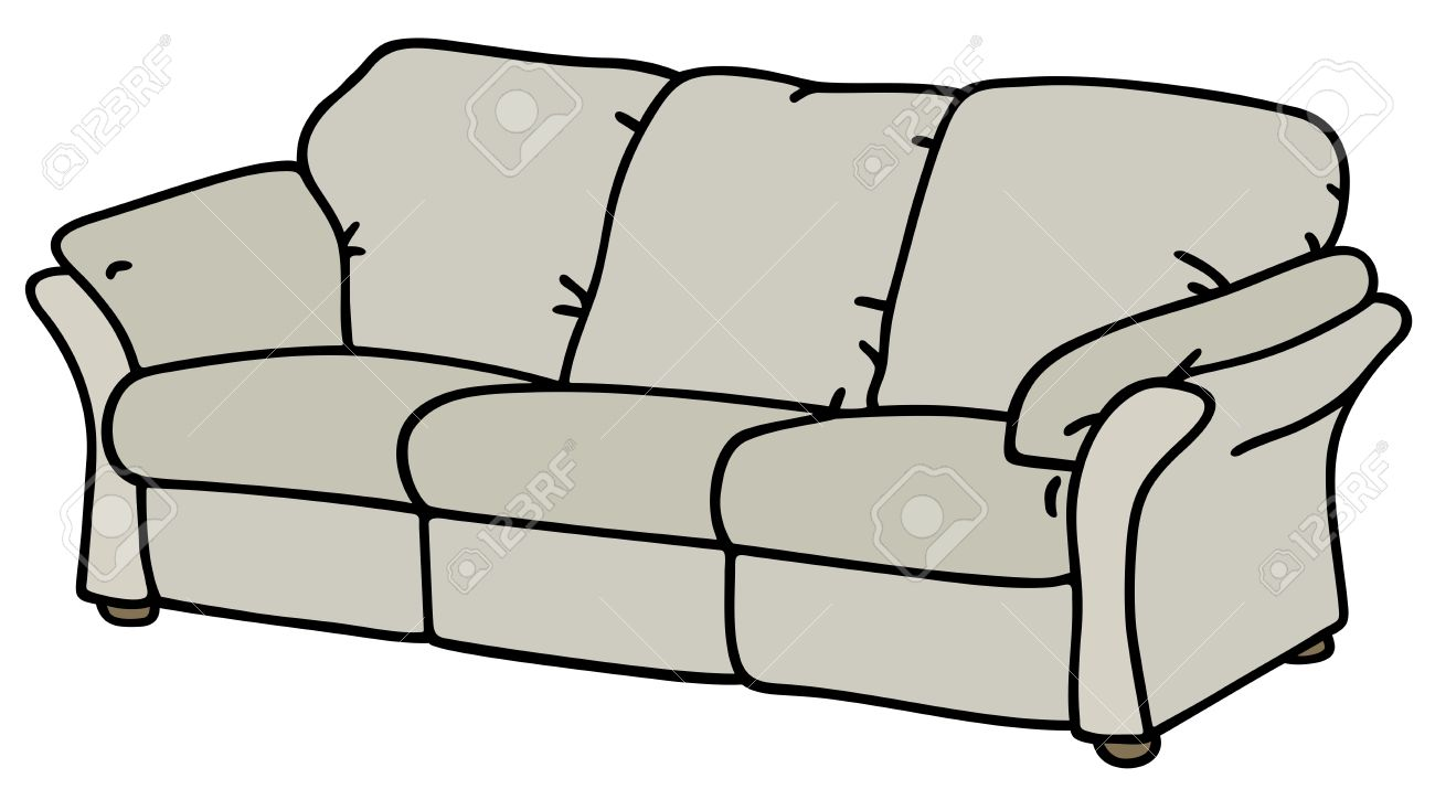 Sofa Vector Free Couch Drawing At Getdrawings Free For Personal Use Couch