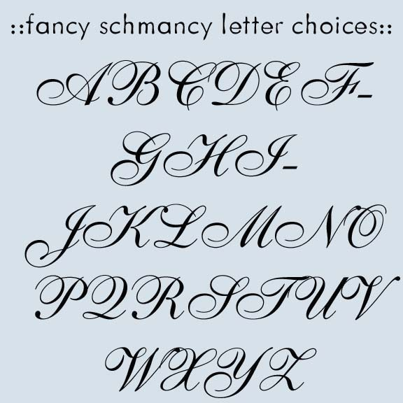 Cursive Letters Drawing at GetDrawings Free for personal use - fancy cursive letters