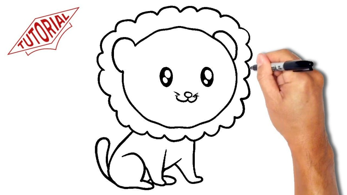 how to draw a cartoon cougar step by