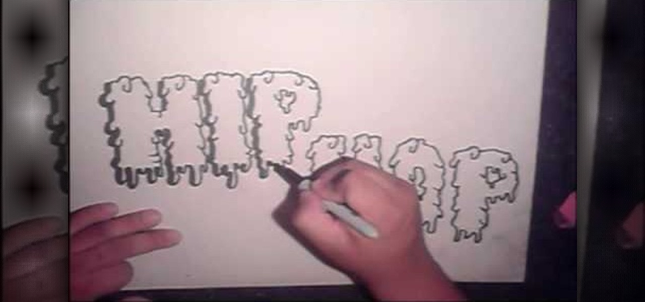 Graffiti Words Drawing at GetDrawings Free for personal use