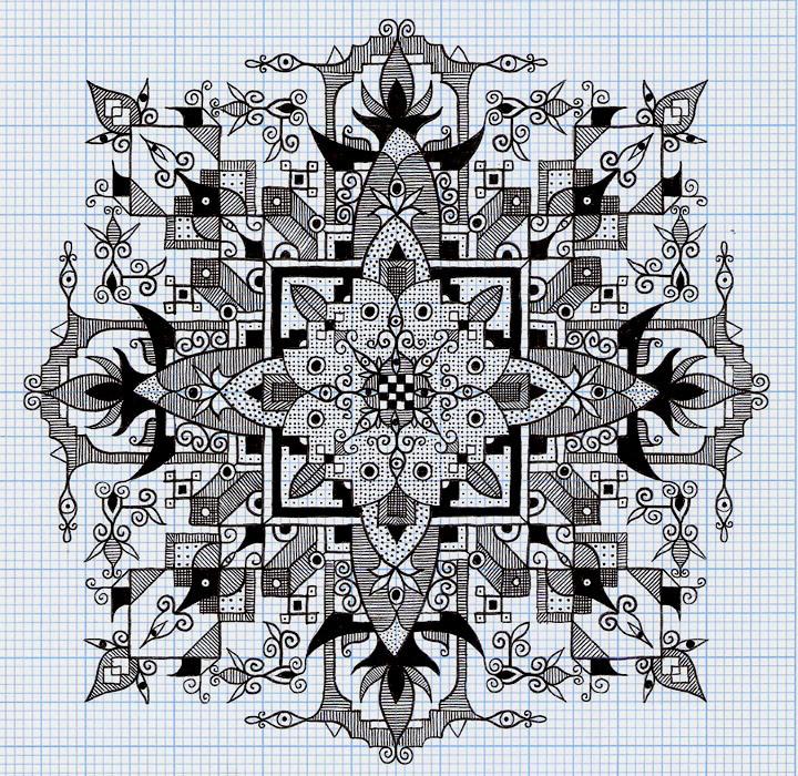 drawings on graph paper - Onwebioinnovate