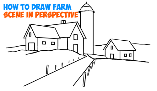 Houses For Drawing At Getdrawingscom Free For Personal