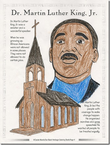 Martin Luther King Jr Drawing at GetDrawings Free for personal