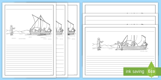 Writing And Drawing Template at GetDrawings Free for personal