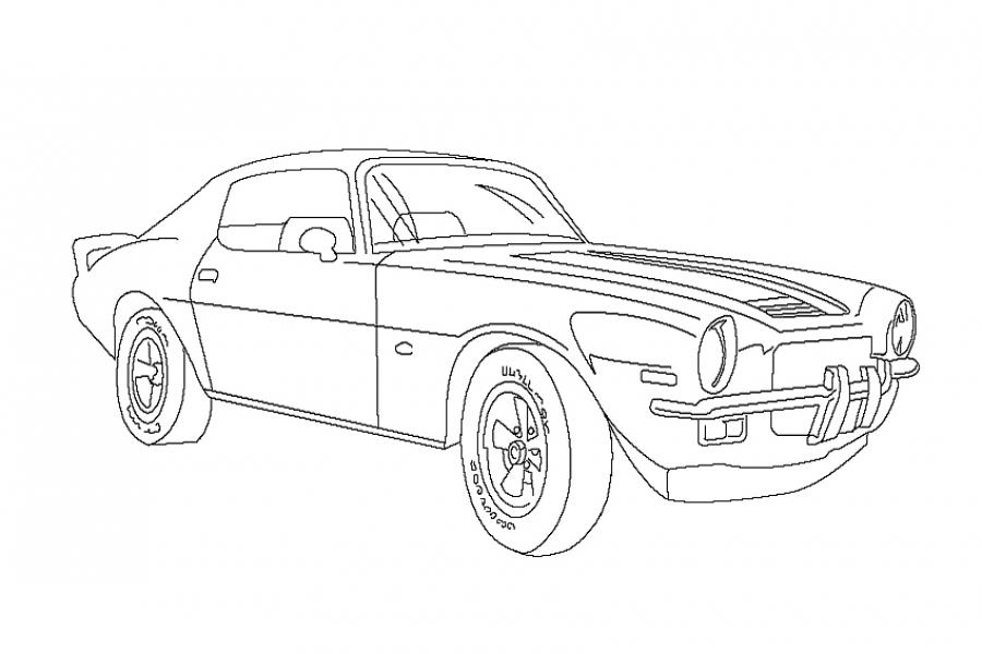 1968 chevy camaro project car