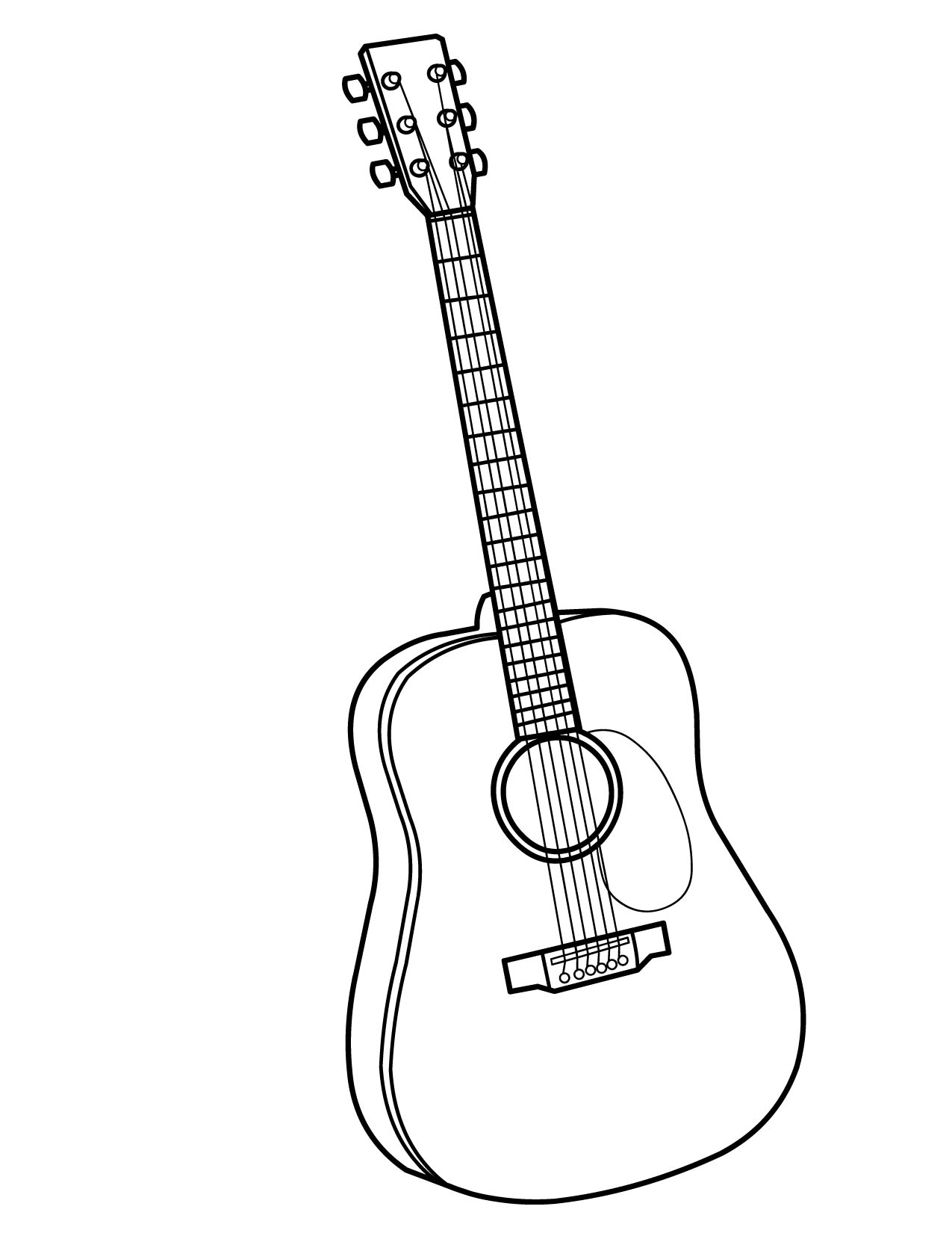 simple guitar amp ledningsdiagram