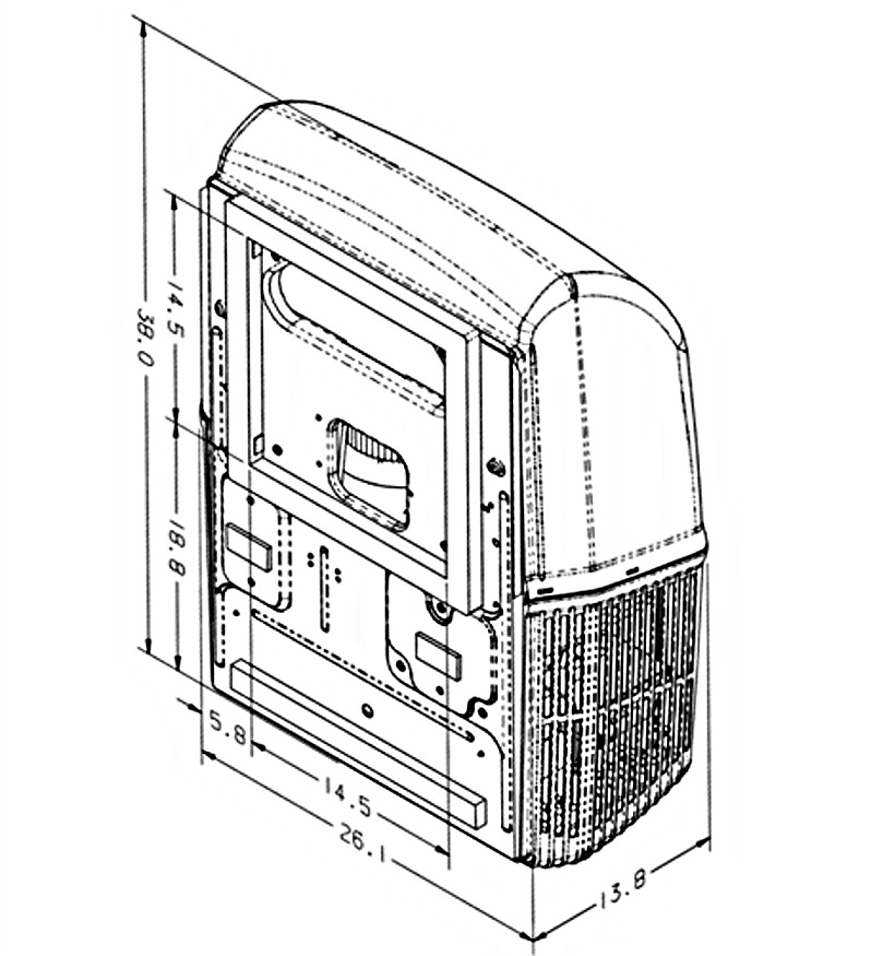 Air Conditioner Drawing at GetDrawings Free for personal use