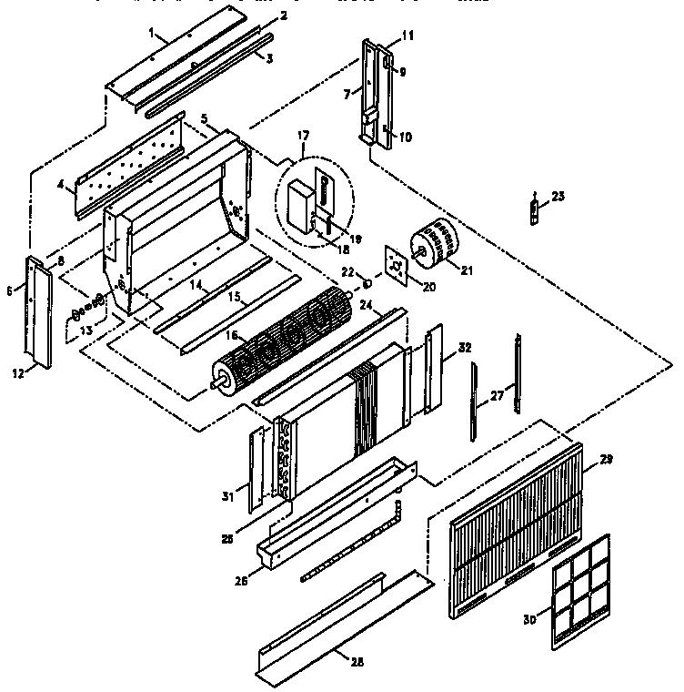 janitrol air conditioner wiring diagram