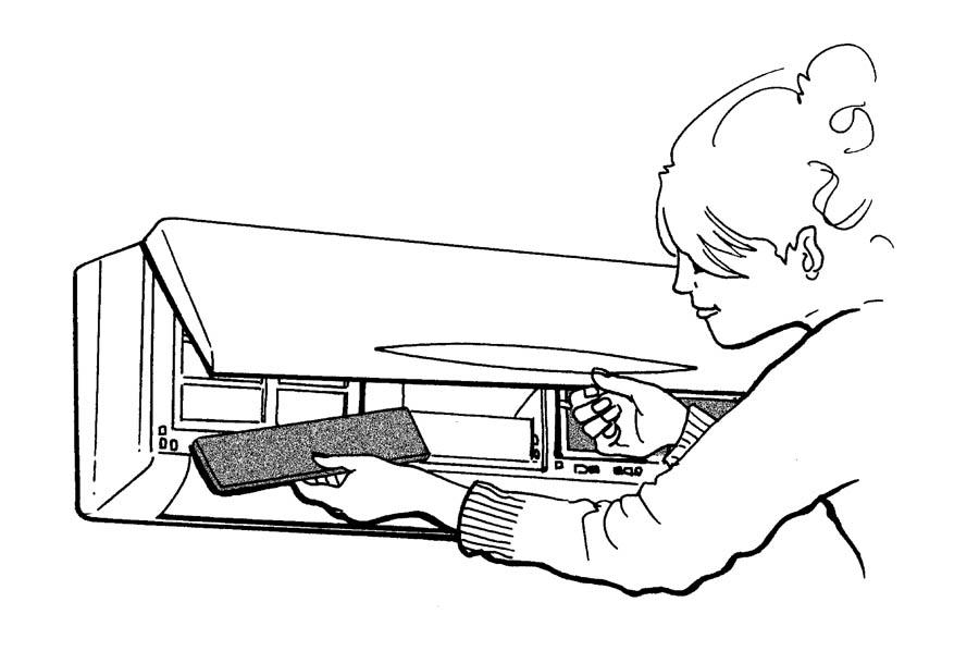 amana air conditioner installation manual
