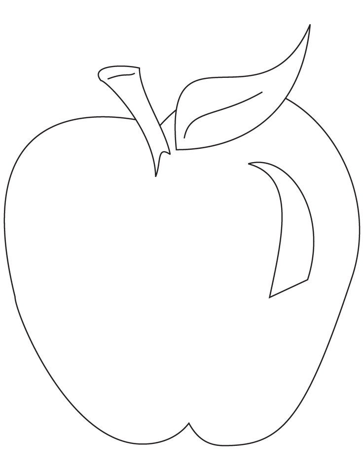 Apple Art Drawing at GetDrawings Free for personal use Apple