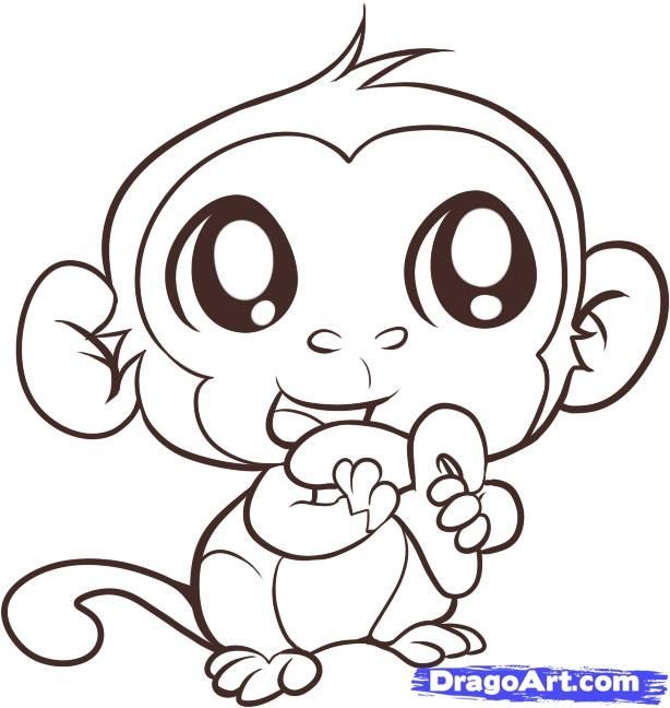 Baby Drawing Cartoon at GetDrawings Free for personal use Baby