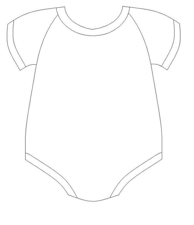 Baby Onesie Drawing at GetDrawings Free for personal use Baby