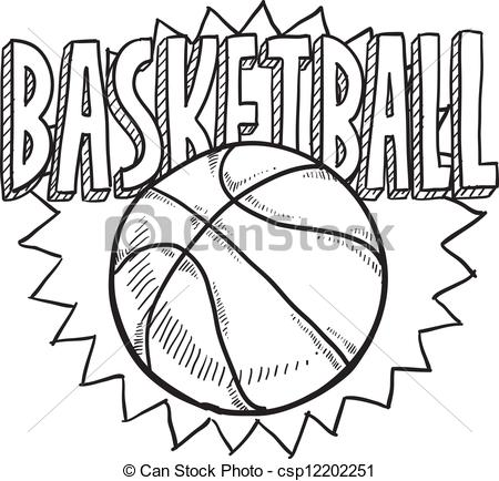 basketball drawing - Kordurmoorddiner