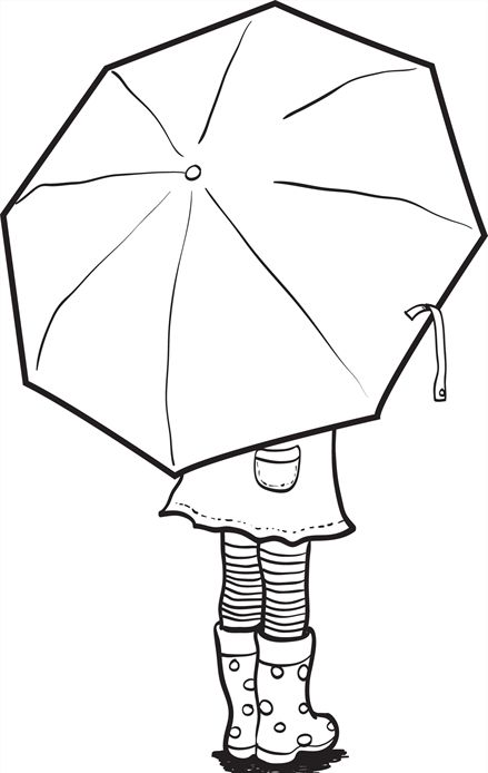 Beach Umbrella Drawing at GetDrawings Free for personal use