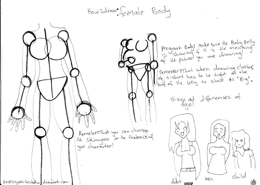 Body Template Drawing at GetDrawings Free for personal use
