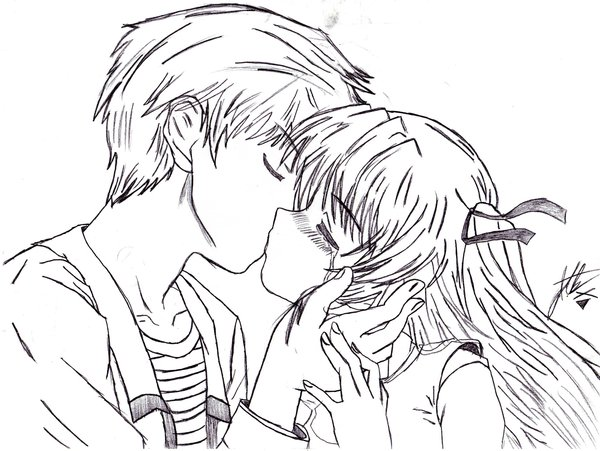 cute love drawing pictures at getdrawings com