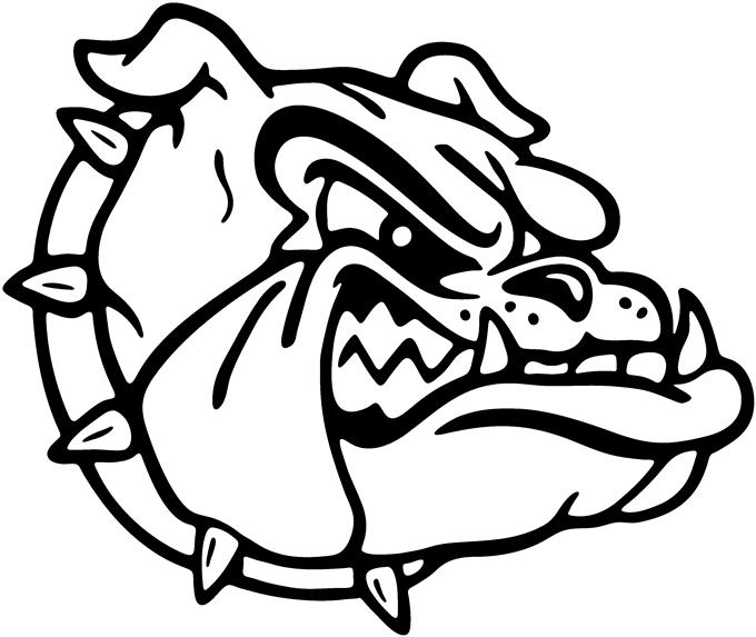 Black Crown Wallpaper Bulldog Mascot Drawing At Getdrawings Com Free For