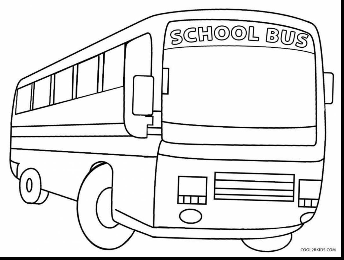 Vw Bus Coloring Page - Eskayalitim