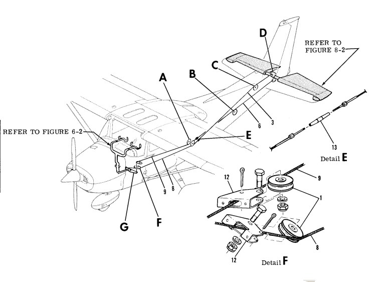 schematic drawings of cessna 206