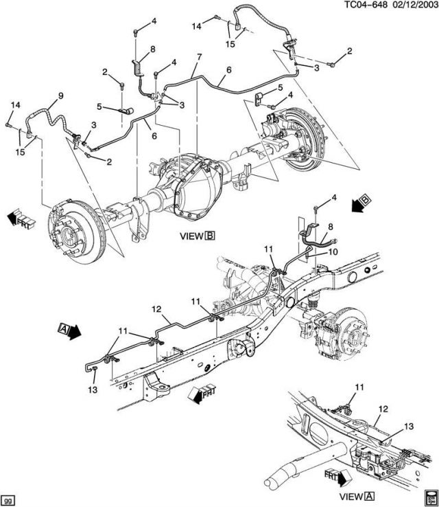 free wiring diagrams for 2003 gmc trucks