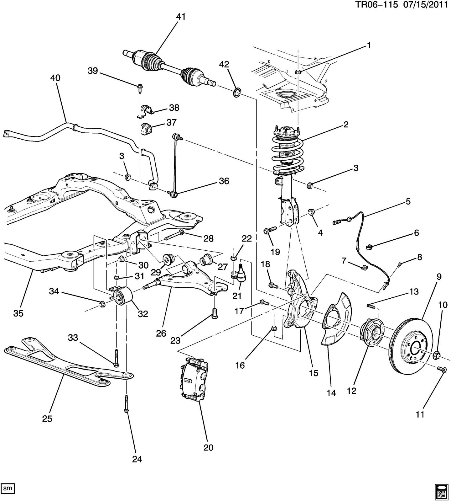 2005 silverado steering column diagram