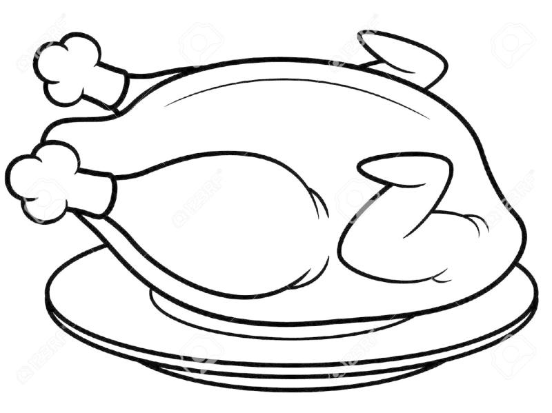 Coloring Pages Chickens Sanfranciscolife