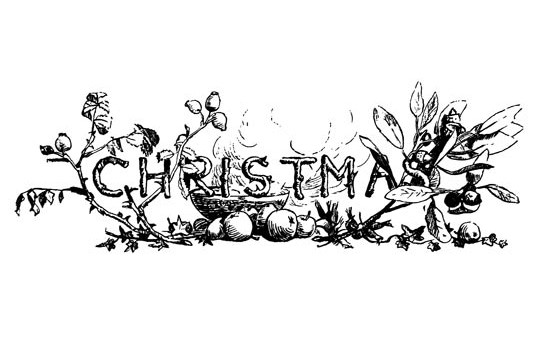 Christmas Drawing Black And White at GetDrawings Free for - christmas cards black and white