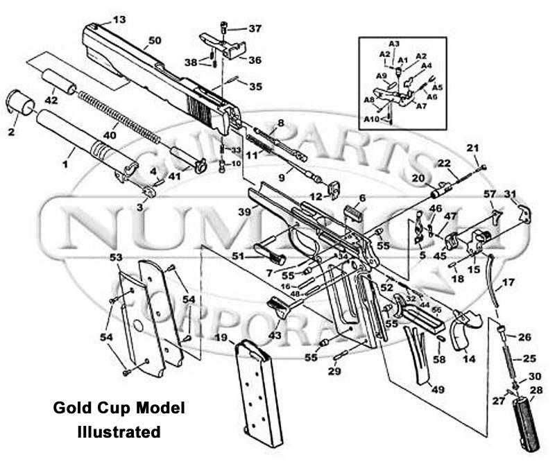 smith amp wesson schematics