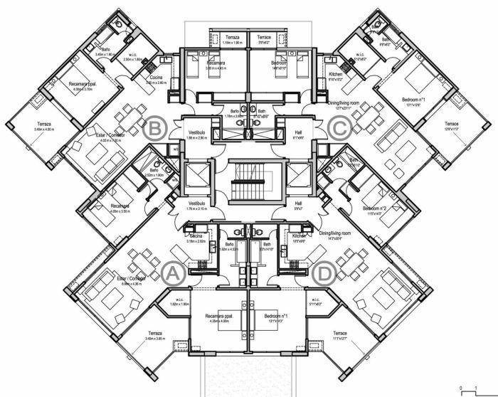 Commercial Building Drawing at GetDrawings Free for personal