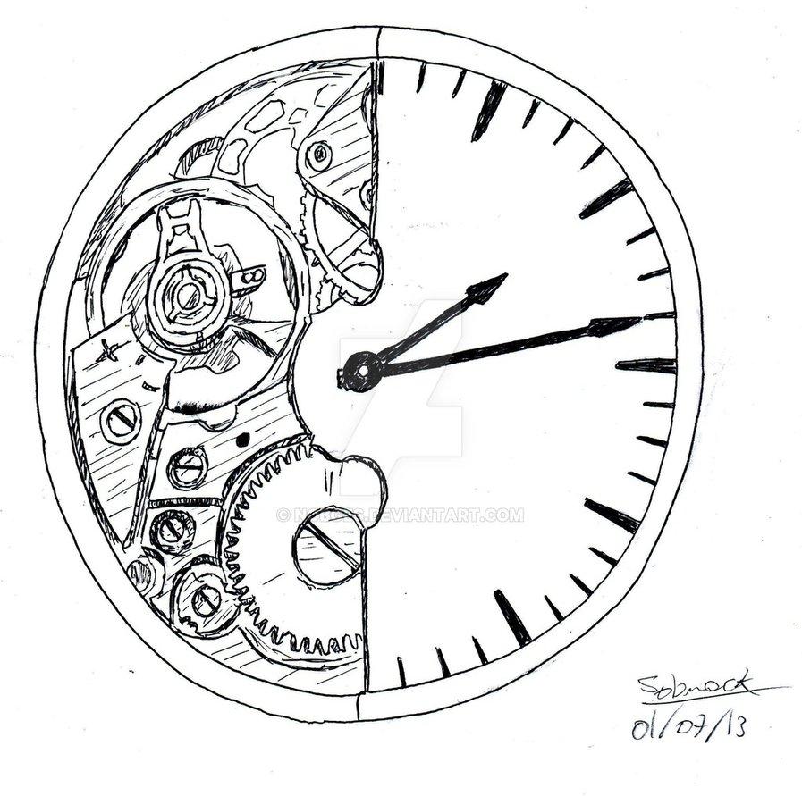 Fullsize Of Cool Clock Art