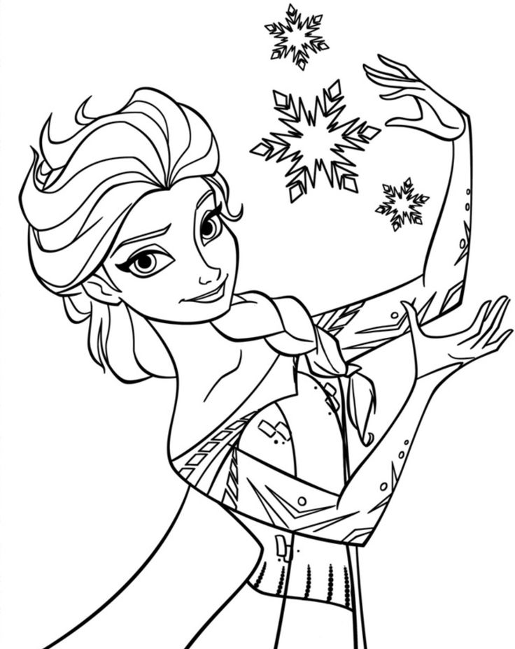 Disney Drawing Frozen at GetDrawings Free for personal use
