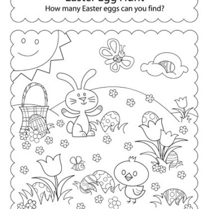 Easter Drawing Activities at GetDrawings Free for personal use