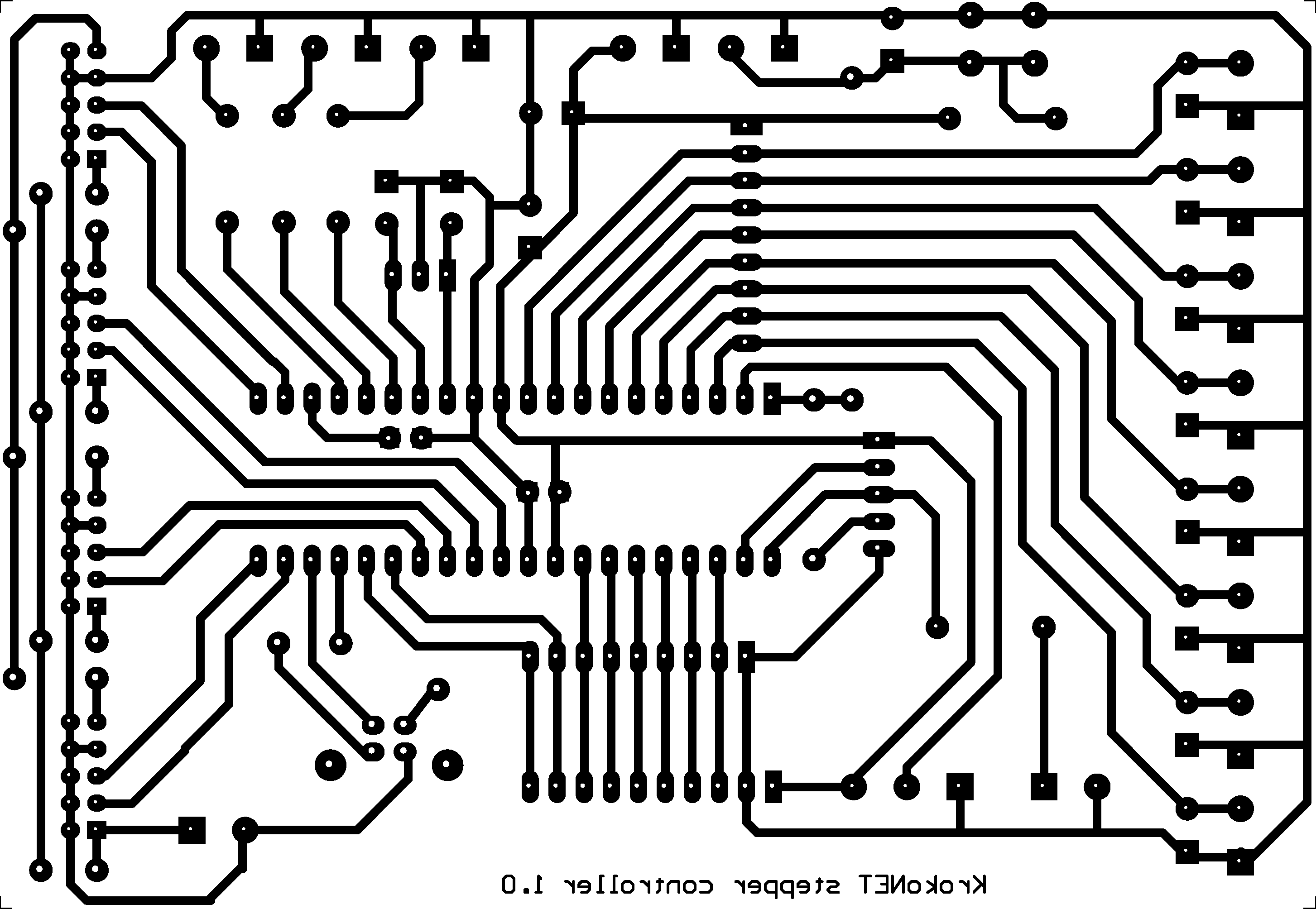 simple circuit board