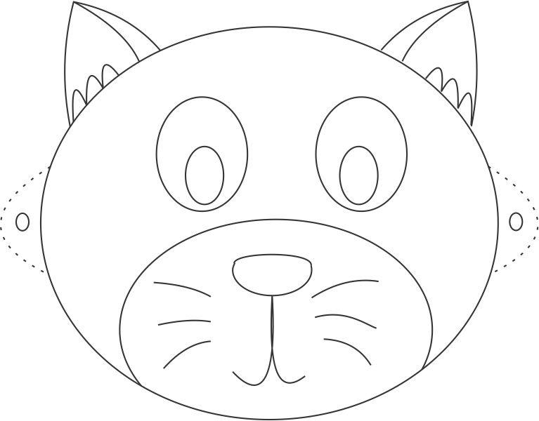 Face Mask Drawing at GetDrawings Free for personal use Face - paper face mask template