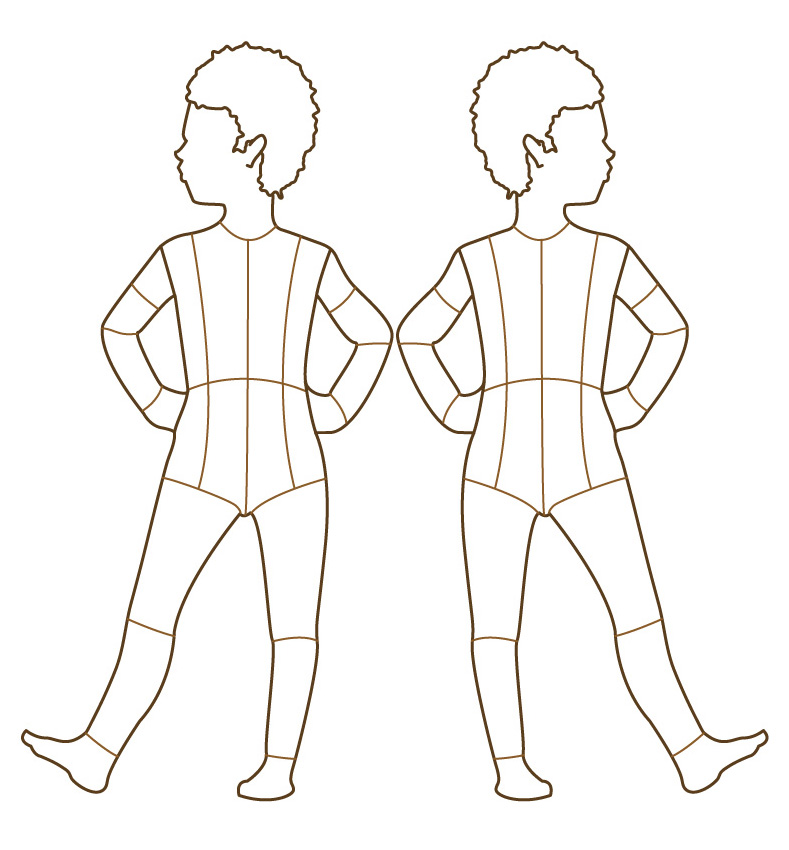 Fashion Drawing For Kids at GetDrawings Free for personal use