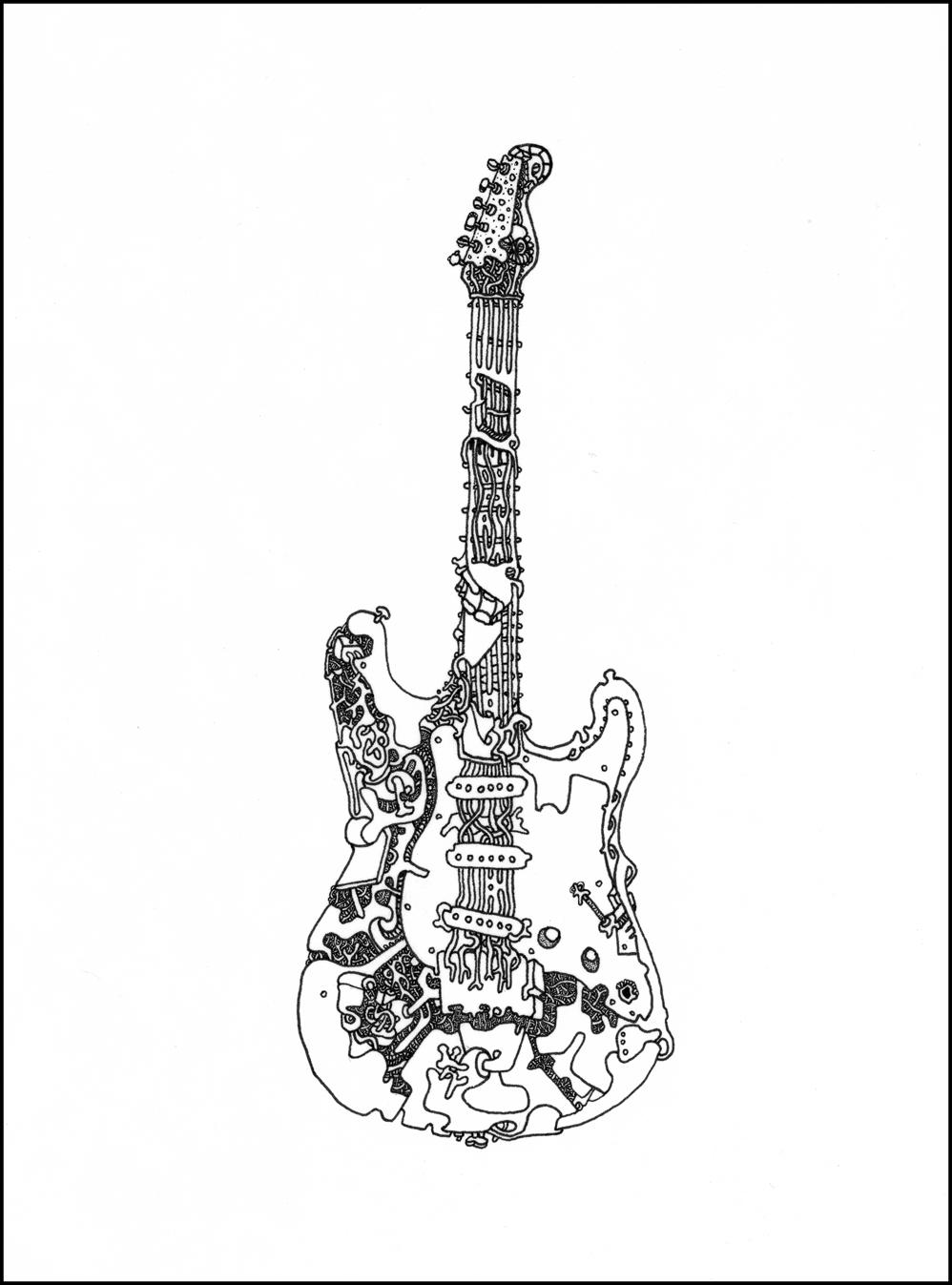 silver tone guitar wiring diagram