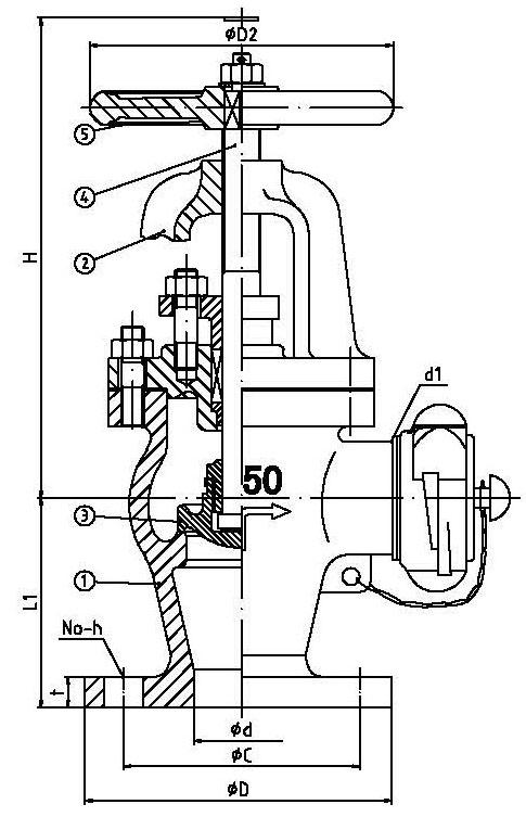 diagram basic fire hydrant diagram