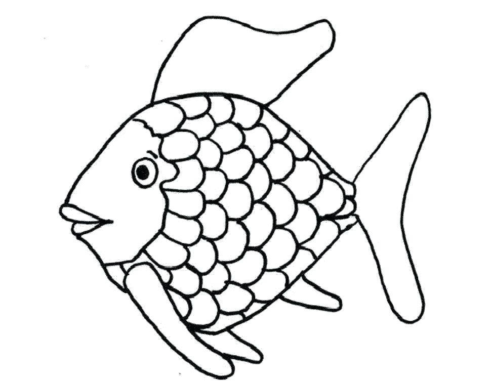 Fish Drawing For Colouring at GetDrawings Free for personal