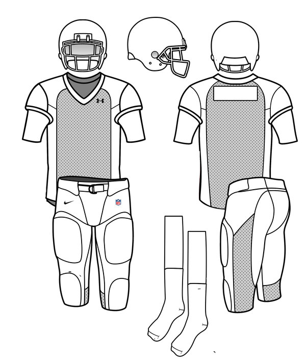 Football Drawing Template at GetDrawings Free for personal use