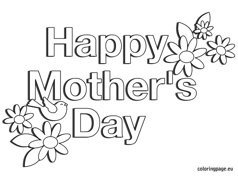 Happy Mothers Day Drawing at GetDrawings Free for personal use