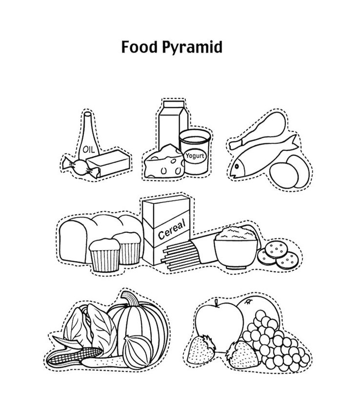 Healthy Food Drawing at GetDrawings Free for personal use