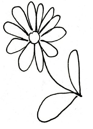 Images Of Drawing Flowers at GetDrawings Free for personal use