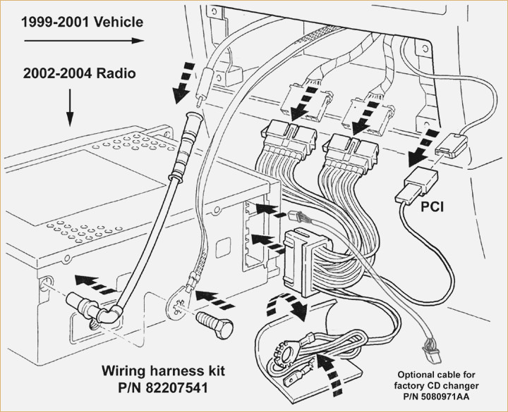 2006 jeep door wiring harness