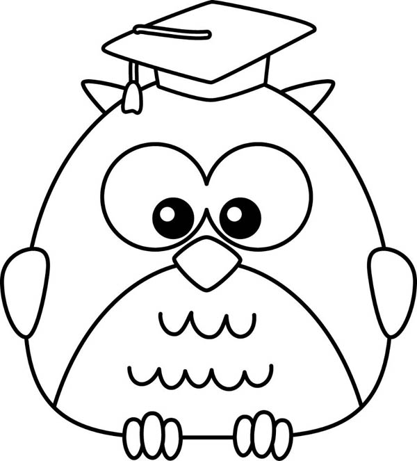 Kid Owl Drawing at GetDrawings Free for personal use Kid Owl