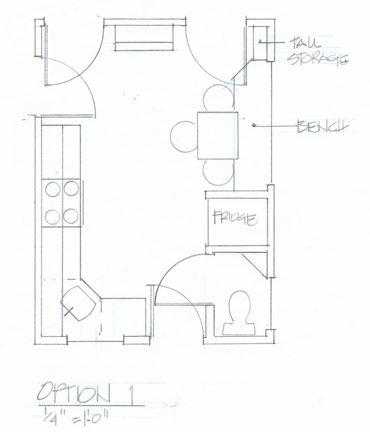 Kitchen Designer Tool Kitchen Design Drawing At Getdrawings Free For Personal Use