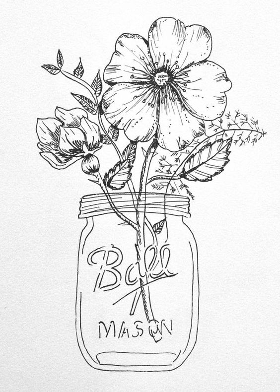 flower drawing template at getdrawings com images of home design
