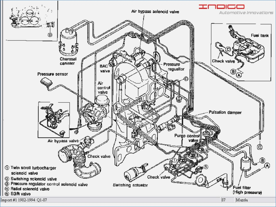 88 rx7 engine diagram