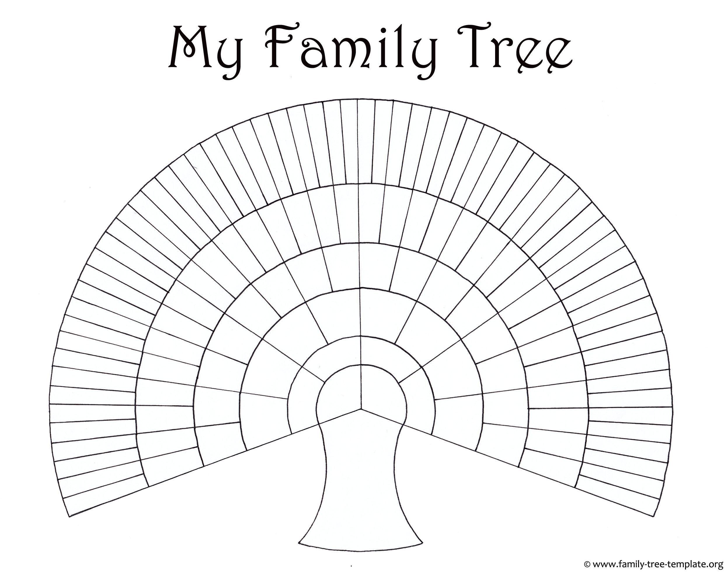 microsoft word diagram tree