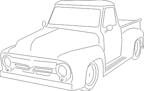 Old Ford F250 - Best Place to Find Wiring and Datasheet Resources